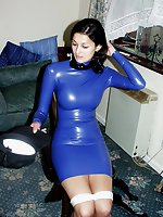Girls in latex